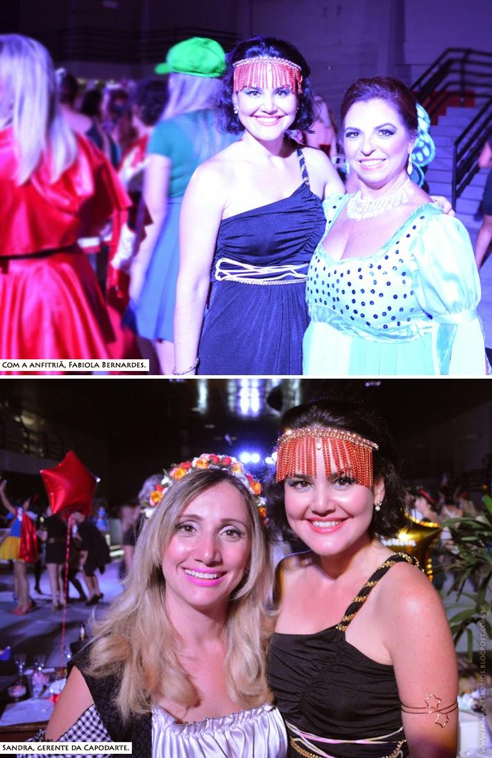Estrelas com champanhe, Joinville, fantasia, egípcia, look da Jana, Blog da Jana, Estrelas com Champanhe