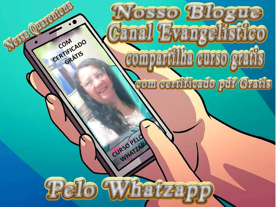 CURSO BÍBLICO GRÁTIS