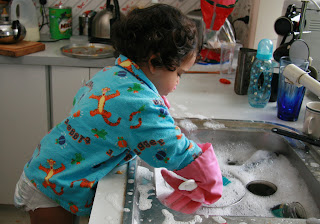 Toddlers need jobs too: how kids can learn to help around the house