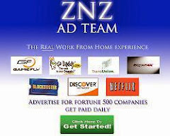 Work From Home With ZNZ Ad Team!