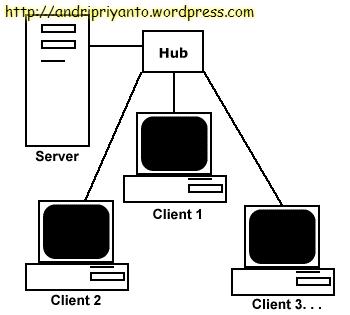 Jaringan Berbasis Server