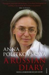 anna politkovskaya a russian diary