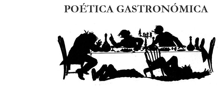 POÉTICA GASTRONÓMICA