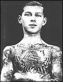 Victorian Man Tattoo THE VIRTUAL VICTORIAN:...