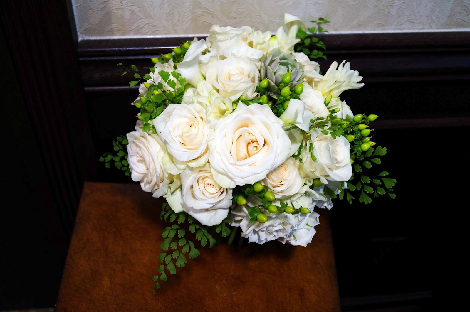 Knestrick By Design A Wedding With Vibrant Colors And Texture