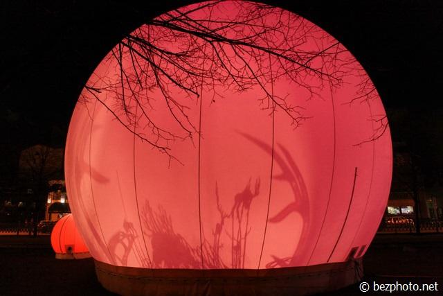 цветной бульвар новогодние шары