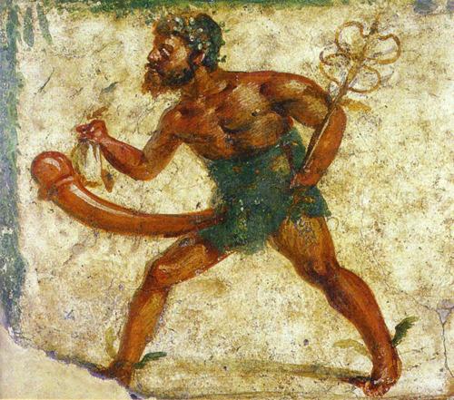 Mercure from Pompeii