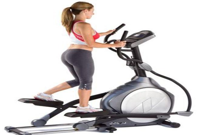 health club quality elliptical
