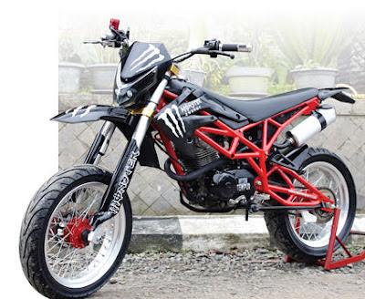 Modifkasi Honda Gl Max 96 Mirip Trail Anti Galau Oto Trendz