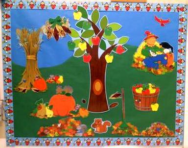 Crafts For Preschoolers Bulletin Boards