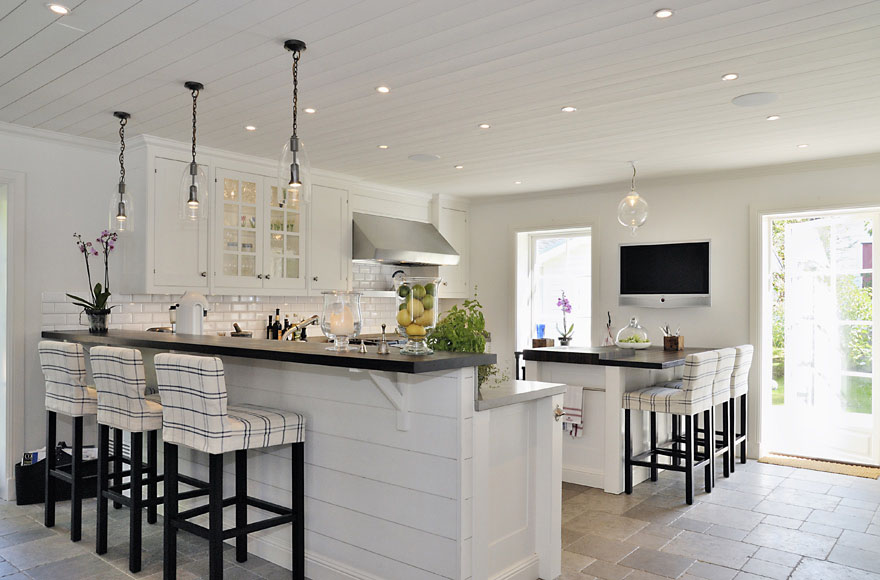 New England style villa | Inspiration for my dream home - Interior ...