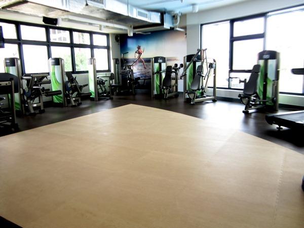 phòng tập gym City Garden