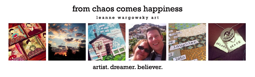 From Chaos Comes Happiness