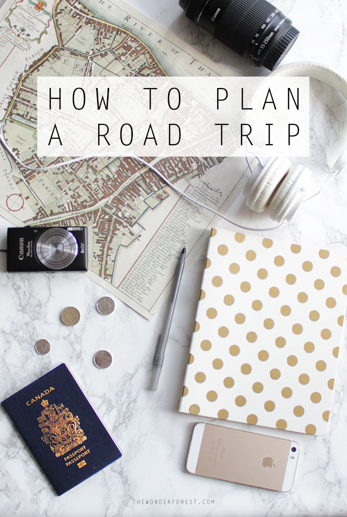 How To Plan an Epic Road Trip Wonder Forest