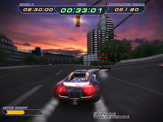 Free Download Game Police Supercars Racing Gratis