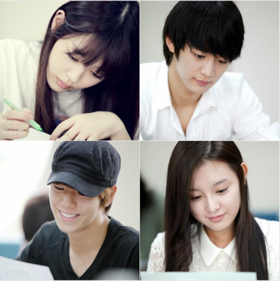 NEWS  Sulli  Minho  Lee Hyun Woo  Kim Ji Won and More Hold First    Kim Ji Won And Lee Hyun Woo