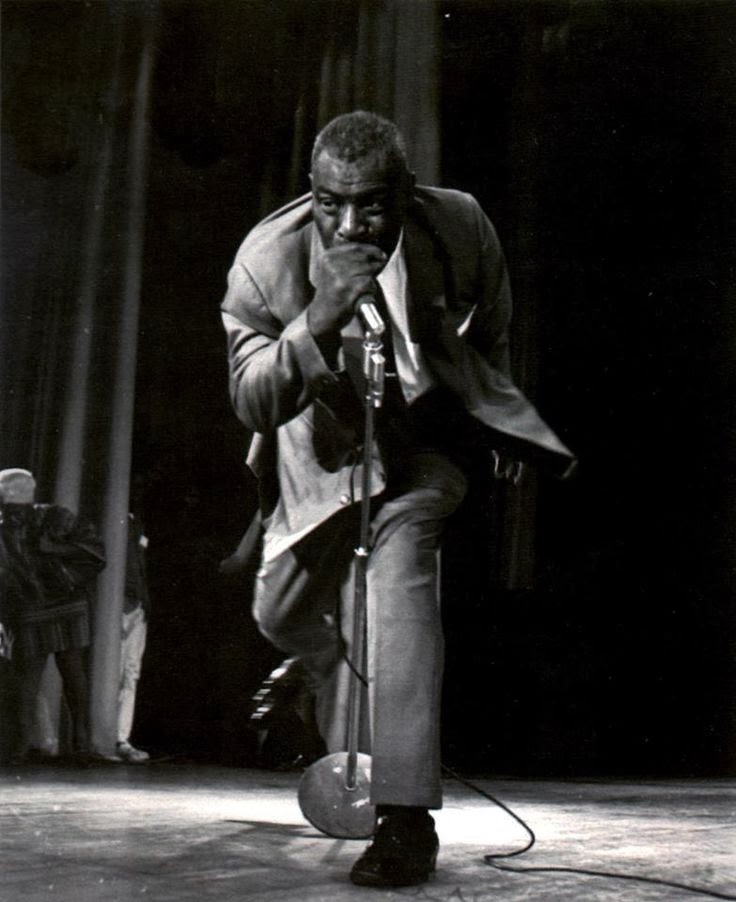 "Take The ""A"" Train: Image of the Day: Howlin' Wolf