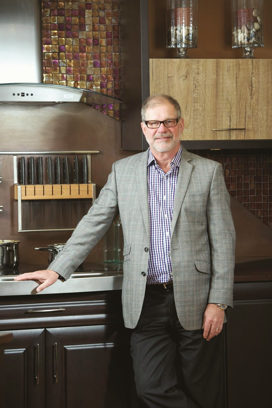 Steve Bell Of Bellmont Cabinet Co. Named 2014 Washington Manufacturing  Executive Of The Year