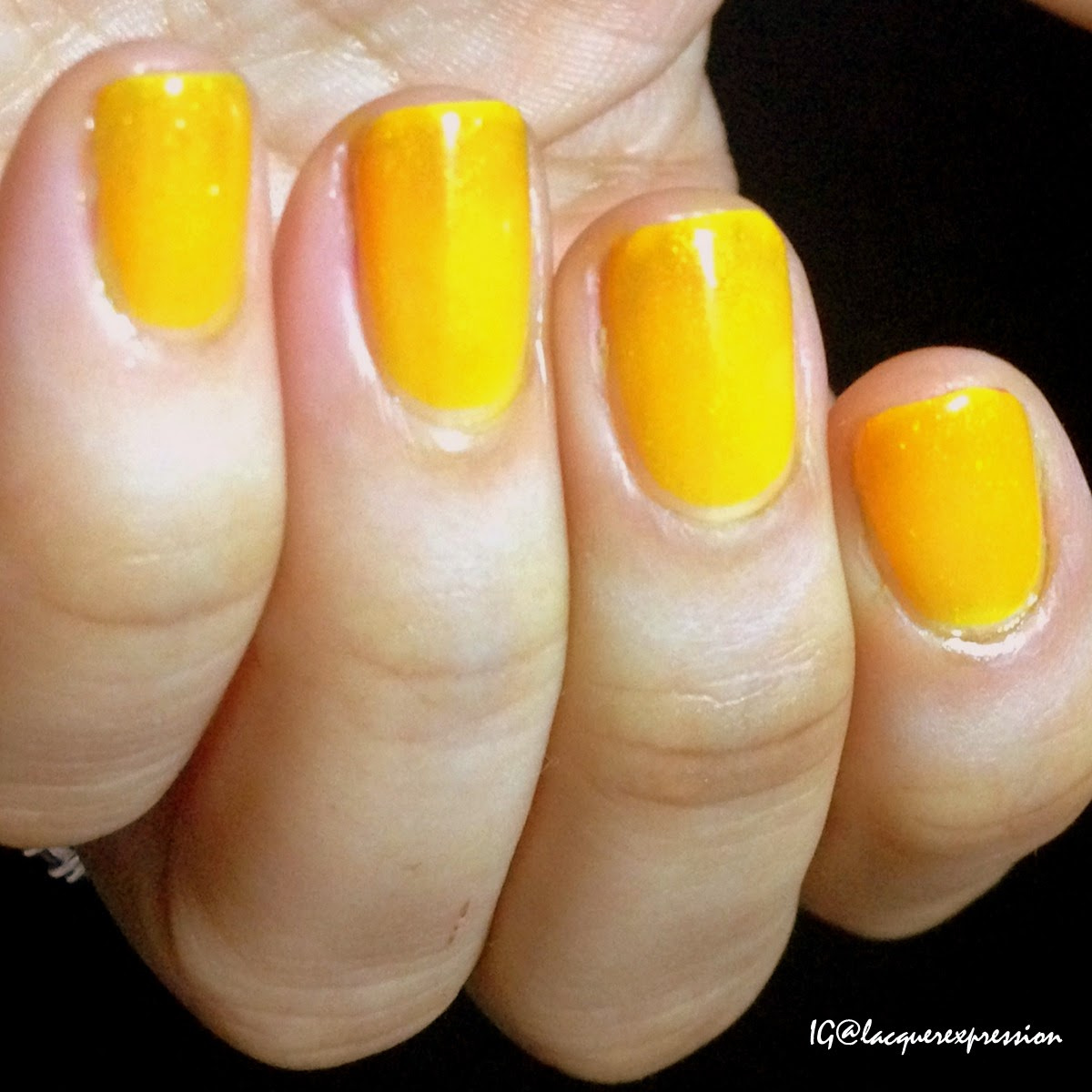 swatch and review of Markie nail polish by Shinespark