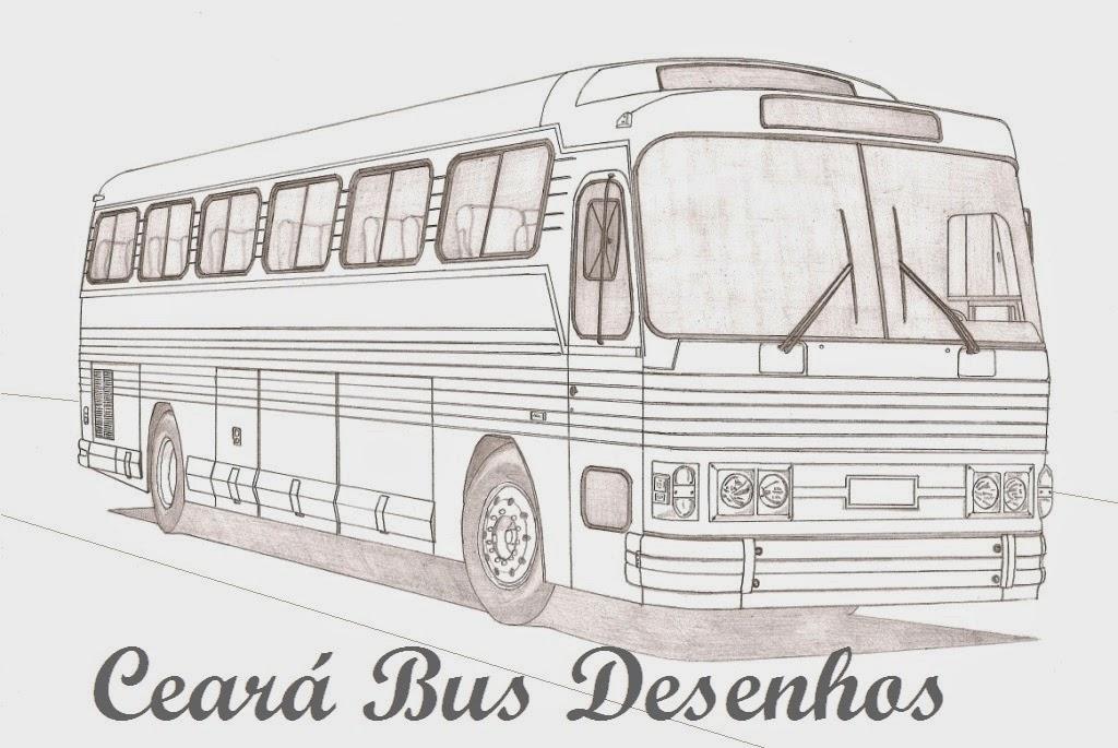 Ceará Bus Desenhos