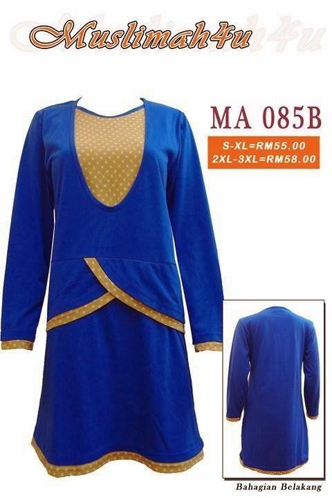 T-shirt-Muslimah4u-MA085B