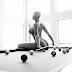 Amber rose shares sexy pool table photos