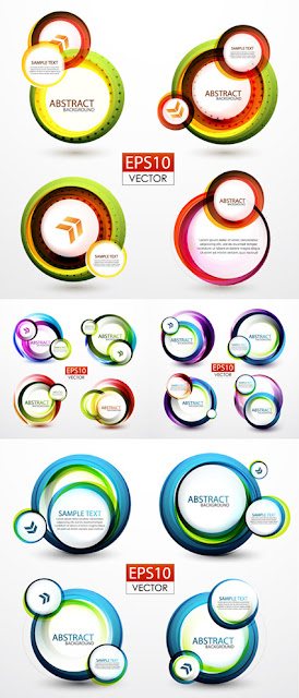 Colorful Bubble Designs