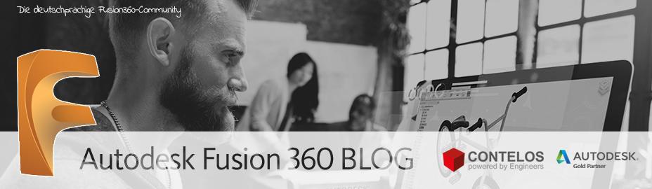 Fusion 360 Community - Contelos Blog - CAD Autodesk Gold Partner