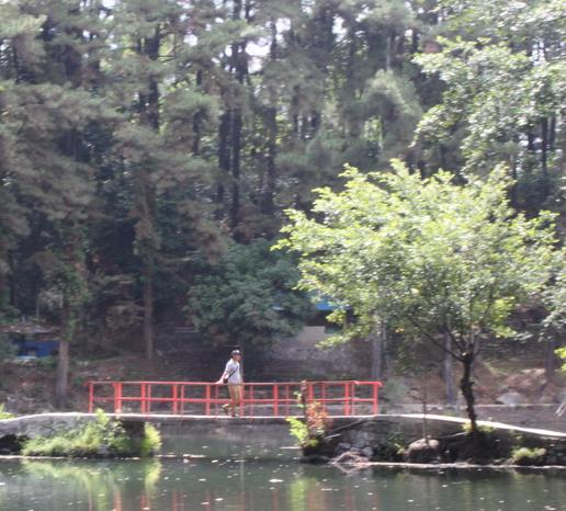 Tempat Wisata di Kuningan Jawa Barat Telaga Remis
