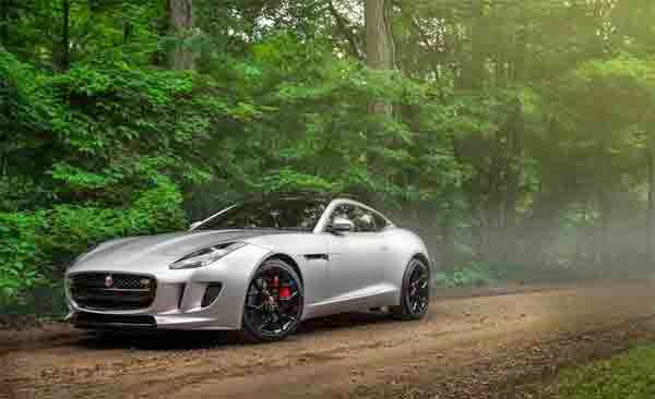 2015 Jaguar F-type V6 S Coupe Review UK