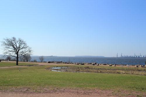 katariinan meripuisto kotka