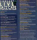 Jazz Café February 2016