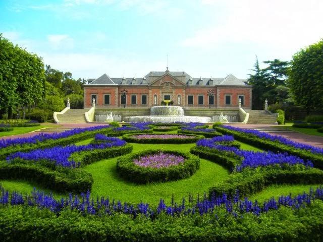Jardines de Joan Maragall - Barcelona