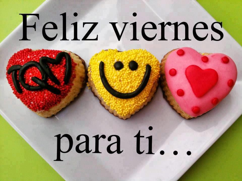 feliz viernes amor