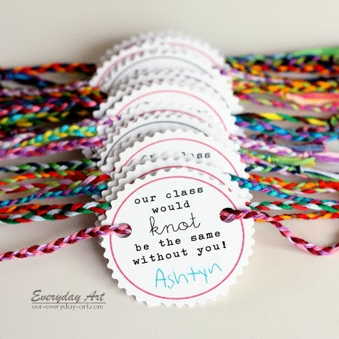 valentines knot friendship everyday bracelet art