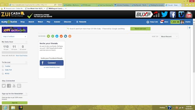 View My Top PTC Sites