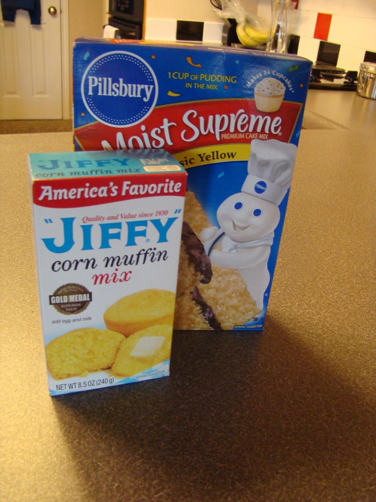 Cornbread Recipe Using Jiffy Mix Yellow Cake Mix