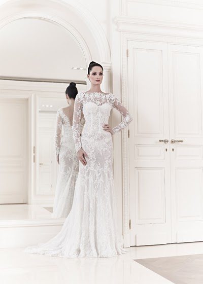 2014 wedding dress collection, Bridal Couture, bridal couture designer, couture wedding dress, wedding dresses, Zuhair Murad