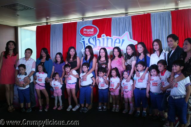 promil i shine talent camp tv show