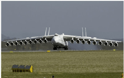 Biggest passenger Airplane in the World