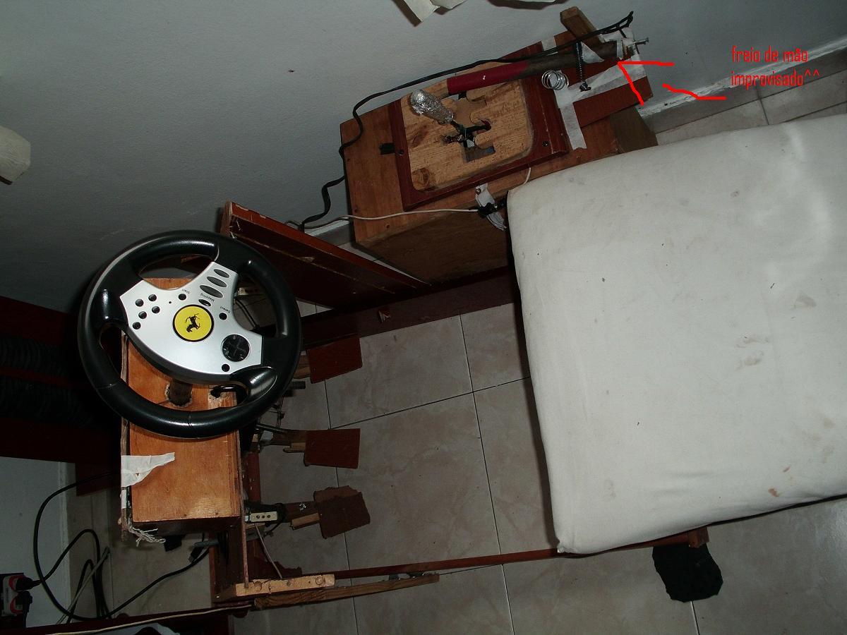 ..: Cockpit de madeira usando apenas 2 gavetas! part1 #B01C1B 1200x900
