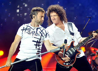 Paul Rodgers-Brian May