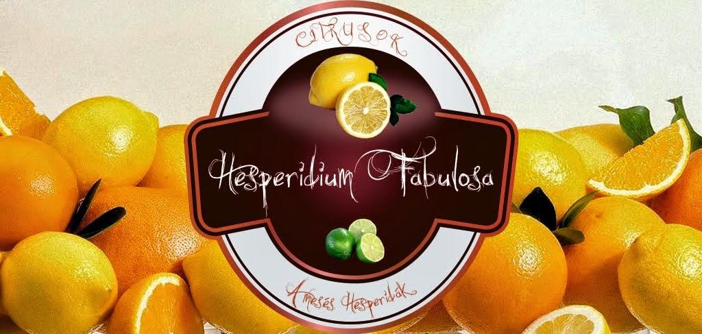 C I T R  U S O K - Hesperidium Fabulosa - A mesés Hesperidák