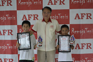 RemajaTenis JAKARTA-2 th 2013