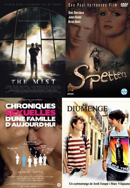 May Films / películas de mayo