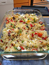Orzo with Roasted Vegetables Barefoot Contessa