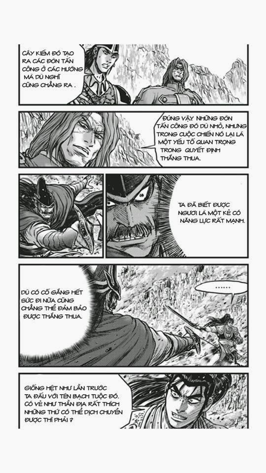Hiệp Khách Giang Hồ Chap 452 - Trang 16