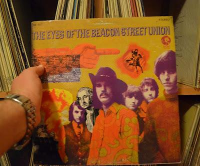 Beacon Street Union - The Eyes Of The Beacon Street Union 1968 (MGM)