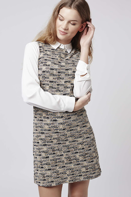 cream pattern shirt dress,
