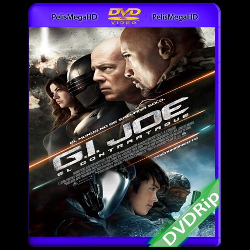 Gi Joe 2, La Venganza (2013) DVDRip Subtitulada